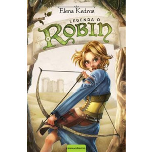 Elena Kedros LEGENDA O ROBIN
