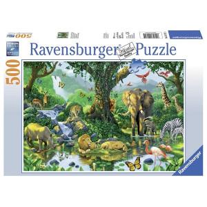 RAVENSBURGER Ravensburger puzzle (slagalice) - harmonija džungle RA14171