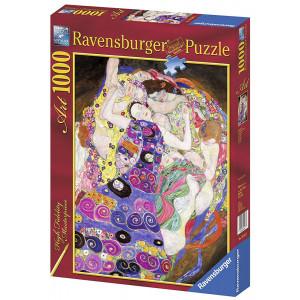 "RAVENSBURGER puzzle (slagalice) - Klimt ""Device"" RA15587"