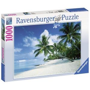 RAVENSBURGER puzzle (slagalice)- Bora-Bora 1000 RA15285