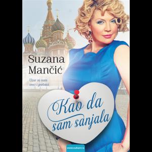 Susana Mančić KAO DA SAM SANJALA