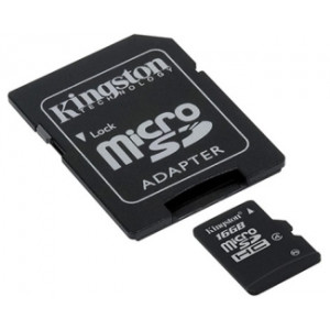 KINGSTON memorijska kartica SDC4/16GB