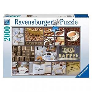 RAVENSBURGER puzzle (slagalice) - pauza za kafu RA16611