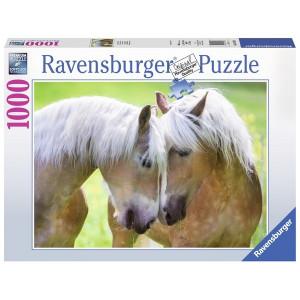 RAVENSBURGER puzzle - konji RA19485