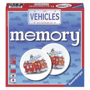 RAVENSBURGER Ravensburger društvena igra-Memorija sa vozilima RA21832