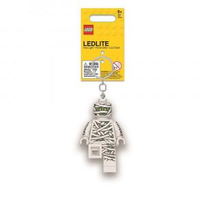 LEGO Classic privezak za ključeve sa svetlom: Mumija