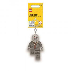 LEGO Classic privezak za ključeve sa svetlom: Zombi