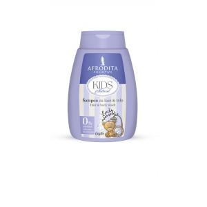 AFRODITA šampon za kosu i telo KIDS NATURAL 200ml