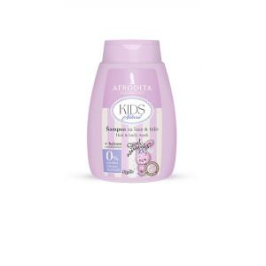 AFRODITA šampon za kosu, telo i balzam KIDS NATURAL 200ml