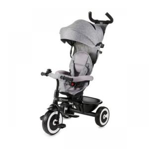 KINDERKRAFT tricikl ASTON grey KKRASTOGRY0000