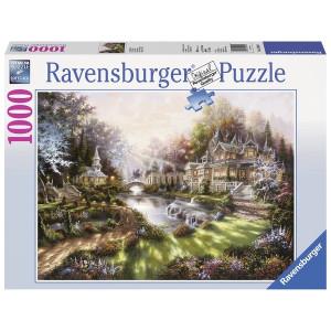 RAVENSBURGER puzzle (slagalice)- jutro RA15944