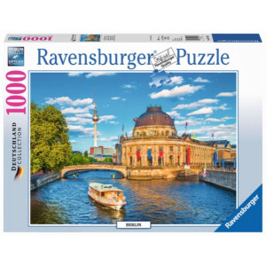 RAVENSBURGER Ravensburger puzzle (slagalice) - Berlin muzej RA19702