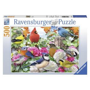RAVENSBURGER Ravensburger puzzle (slagalice) - ptice u bašti RA14223
