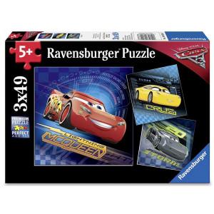 RAVENSBURGER puzzle (slagalice) - cars RA08026