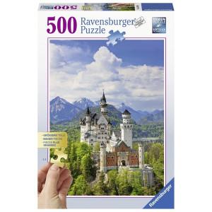 RAVENSBURGER puzzle (slagalice) - zamak Nojšvanštajn RA13681