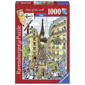 RAVENSBURGER Ravensburger puzzle (slagalice) - Pariz RA19927
