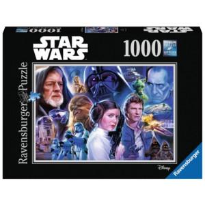 RAVENSBURGER Ravensburger puzzle (slagalice) - Star Wars kolekcija RA19763