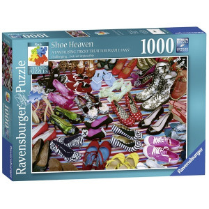 RAVENSBURGER Ravensburger puzzle (slagalice) - cipele RA19560