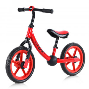 CHIPOLINO balance bike casper red 710011