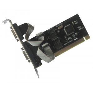 JAVTEC PCI kontroler 4xSerial KON00245