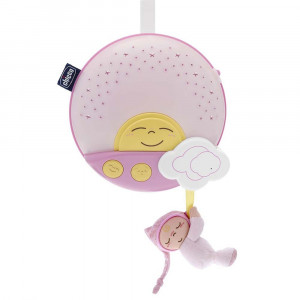 Chicco muzički projektor Uspavano Sunce (fd)- roze A016580