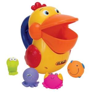 KS KIDS igračka Gladni pelikan u kupatilu KA10422-GB1