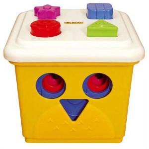 KS KIDS igračka Plastični oblici - kutije za slagalice KA10498