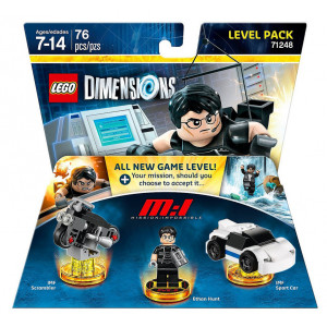 LEGO Dimensions Level Pack Mission Impossible