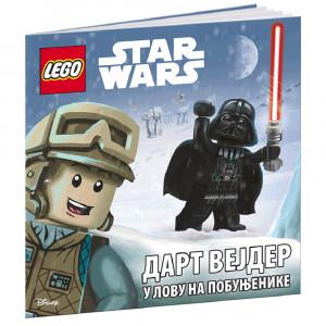 LEGO® Star Wars™: Dart Vejder u lovu na pobunjenike