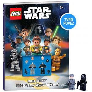 LEGO® Star Wars™: Moja velika LEGO® STAR WARS™ knjiga