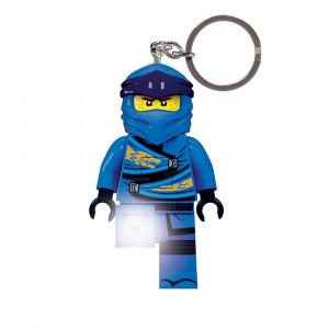 LEGO Ninjago privezak za ključeve sa svetlom: Džej