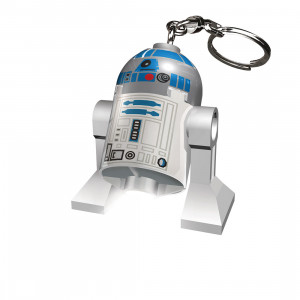 LEGO Star Wars privezak za ključeve sa svetlom: R2-D2