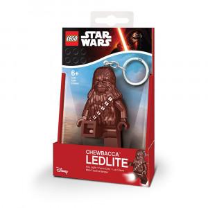 LEGO Star Wars privezak za ključeve sa svetlom: Čubaka