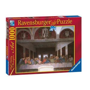 "RAVENSBURGER puzzle (slagalice) - Leonardo ""Tajna vecera"" RA15776"