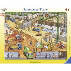 RAVENSBURGER puzzle - na gradilistu RA06678