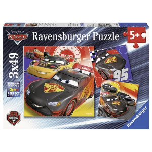 RAVENSBURGER puzzle (slagalice) - avanture na putu RA08001