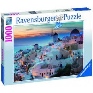 RAVENSBURGER Ravensburger puzzle (slagalice) -Santorini RA19611