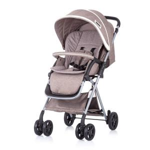 Chipolino Kolica za bebe Primavera mocca 710313