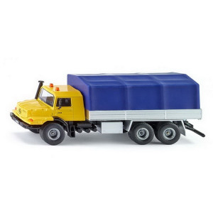 SIKU kamion  mercedes benz zetros 3547