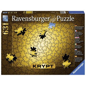 RAVENSBURGER puzzle (slagalice)- krypt zlatni RA15152