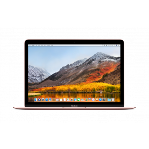 "APPLE MacBook 12"" Retina/DC i5 1.3GHz/8GB/512GB/Intel HD Graphics 615/Rose Gold - CRO KB MNYN2CR/A"