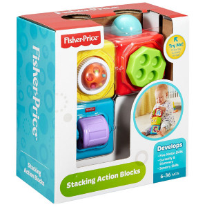 FISHER PRICE interaktivne kocke MADHW15