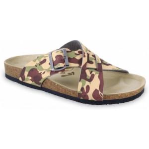 GRUBIN muške papuče 1084040-BORSALINO 2