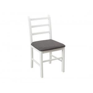 MATIS trpezarijska stolica LEONA - Belo