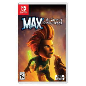 Switch Max: The Curse of Brotherhood