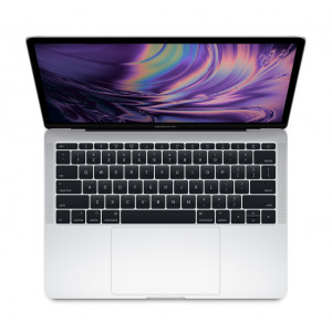 "APPLE laptop MacBook Pro 13"" Retina/DC i5 2.3GHz/8GB/256GB SSD/Intel Iris Plus Graphics 640/Silver - CRO KB MPXU2CR/A"