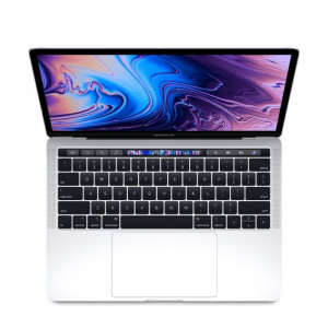 "APPLE notebook MacBook Pro 15"" Touch Bar/QC i7 2.8GHz/16GB/256GB SSD/Radeon Pro 555 w 2GB/Silver - INT KB MPTU2ZE/A"