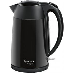 Bosch Aparat za kuvanje vode DesignLine 1.7 l Crna TWK3P423