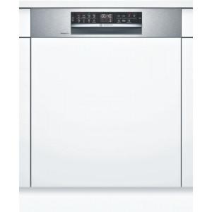 BOSH Ugradna mašina za pranje sudova, 60 cm, Stainless steel SMI6ZDS49E