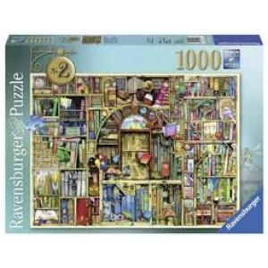 RAVENSBURGER puzzle - Bizarre Bookshop RA19418